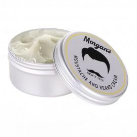 Morgan`s Moustache & Beard Cream - Крем для бороды и усов 75 мл