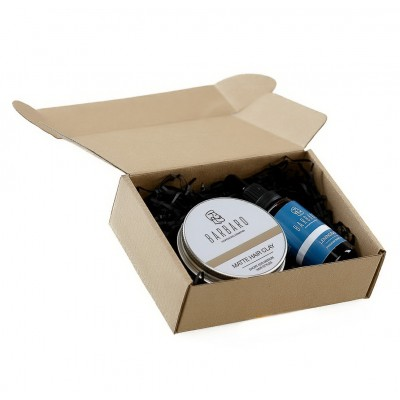 Barbaro Gift Set №4 - Набор для бороды и волос