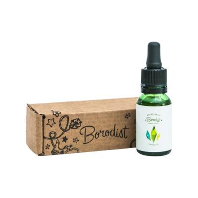 Borodist Beard Oil Emerald - Масло для бороды 15 мл