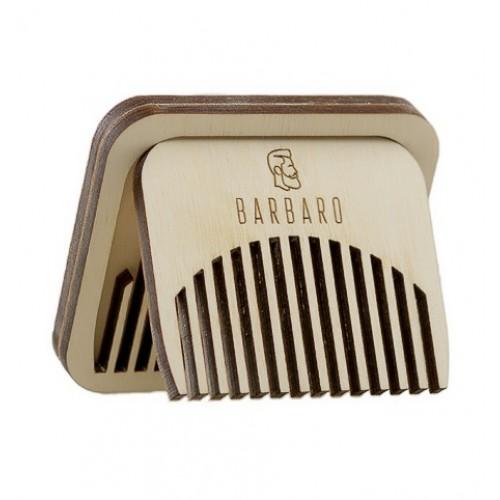 Barbaro - Гребень для бороды