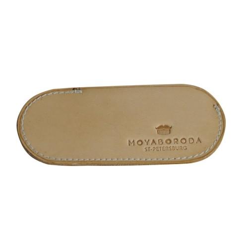 Moyaboroda Leather Case Brutal №1 - Кожаный чехол для расчески
