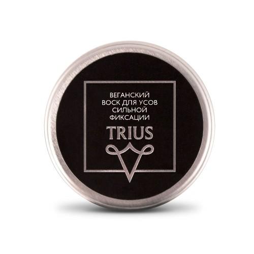 Trius Веган - Воск для усов сильной фиксации 15 мл