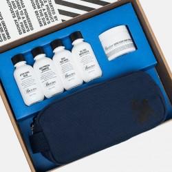 Baxter of California Travel Kit - Подарочный набор по уходу за лицом и телом для путешествий