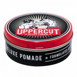 Uppercut Deluxe Pomade - Помада для укладки волос сильной фиксации 100 гр