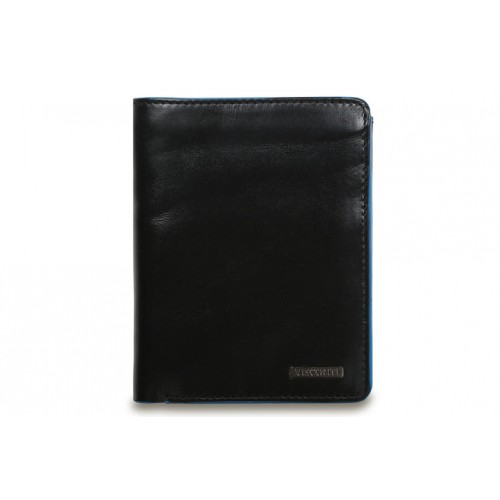 Бумажник  Visconti ALP87 Black
